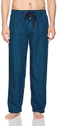 Izod Men's Poly-Rayon Yarn-Dye Woven Sleep Pant