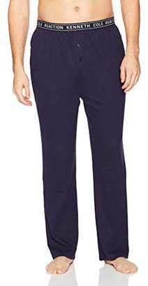 Kenneth Cole Reaction Men's Straight Leg Waffle Pant