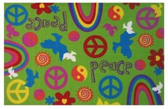 Fun Rugs Peace and Harmony Kids Rugs