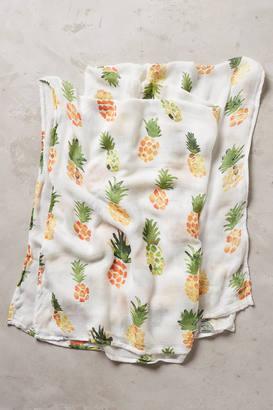 Little Unicorn Cozy Comfort Swaddling Blanket $19 thestylecure.com