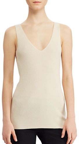 Lauren Ralph Lauren Lauren Ralph Lauren V-Neck Sleeveless Sweater