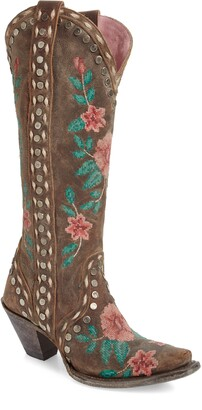 Lane Boots Wild Stitch Embroidered Boot