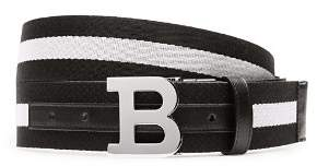 Bally B Buckle Reversible Trainspotting Belt