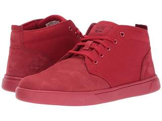 Timberland Groveton Leather and Fabric Chukka Men's Shoes