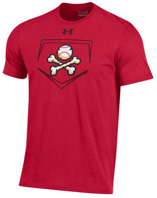 Under Armour Men's El Paso Chihuahuas Logo Charged Cotton T-Shirt