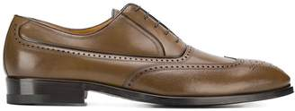 a. testoni Oxford lace-up shoes