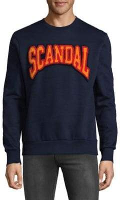 Eleven Paris Scandal Cotton Sweatshirt
