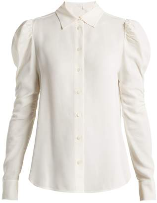 See by Chloe Gather detailed shirt