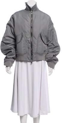 Y/Project Zip Sleeve Bomber Jacket