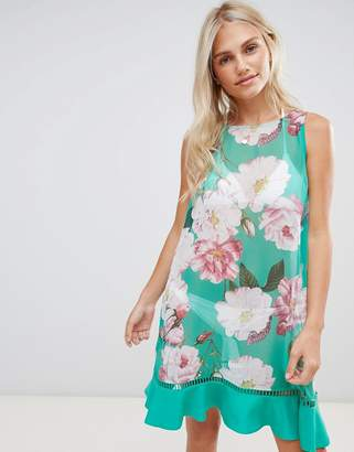 Ted Baker Ceskier drop waist cover up