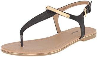 Call It Spring Women's GWALEVIEL Flat Sandal $34.99 thestylecure.com
