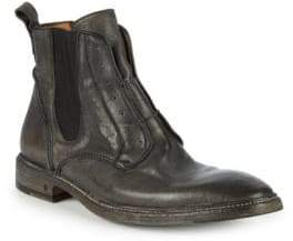 John Varvatos Norwegian Leather Laceless Chelsea Boots