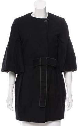 Stella McCartney Wool Short Coat