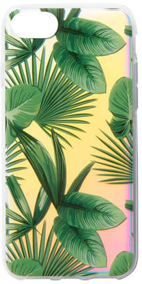Ankit Tropical Leaf Holographic iPhone 6/7/8 Case