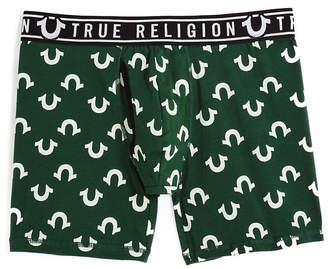 True Religion LOGO BAND MENS BOXER BRIEF