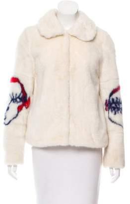 Shrimps 2016 Junior Faux Fur Jacket
