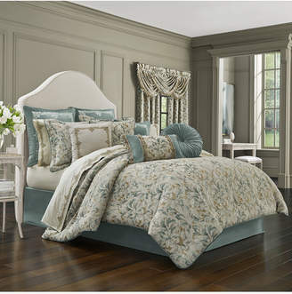 J Queen New York Donatella California King Comforter Set