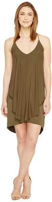 Culture Phit Dalmar Spaghetti Strap Ruffle Dress Women's Dress