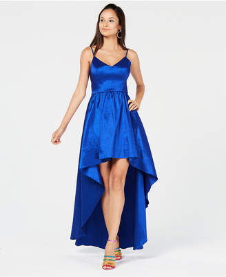 B. Darlin Juniors' High-Low Dress