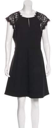 Diane von Furstenberg Maddie Knee-Length Dress w/ Tags