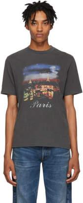 Balenciaga Black Paris T-Shirt