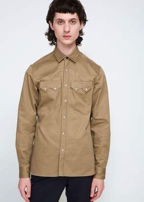 Lanvin Western Shirt