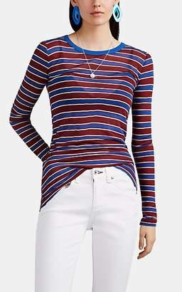 Rag & Bone Women's Avery Striped Long-Sleeve T-Shirt