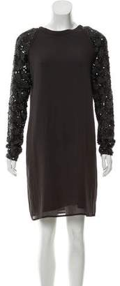DAY Birger et Mikkelsen Embellished Knee-Length Dress