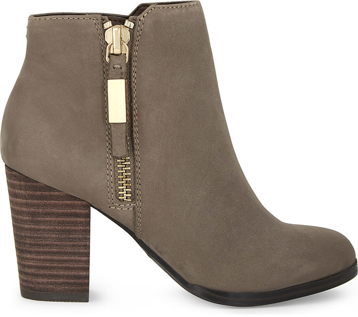 Aldo Aldo Mathia leather ankle boots