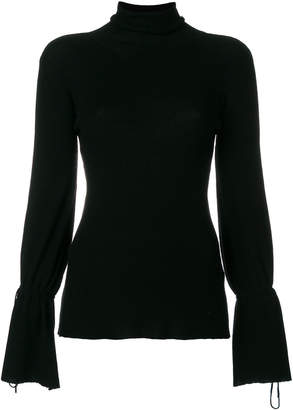 Ryan Roche roll neck jumper