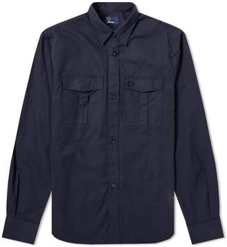 Fred Perry Authentic Utility Overshirt