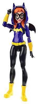 DC Super Hero Girls' Batgirl 6-Inch Action Figure