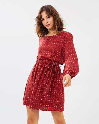 Atmos & Here ICONIC EXCLUSIVE - Minnie Fit-and-Flare Dress