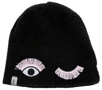 Ikks Girls' Knit Hat w/ Tags