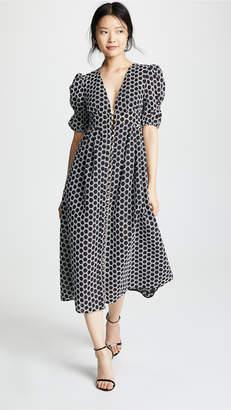 Keepsake Belong Midi Dress