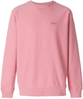 Stussy loose fit sweater