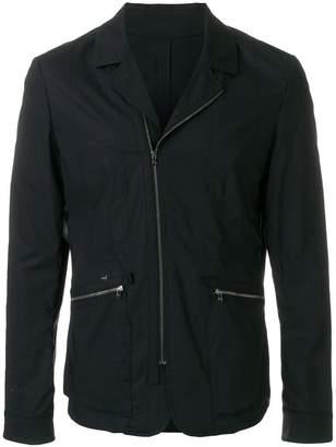 Wooyoungmi stitch detail zipped jackets