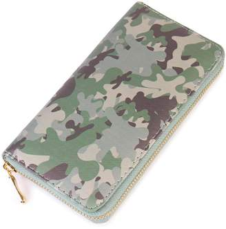 Riah Fashion Camouflage Wallet Woven