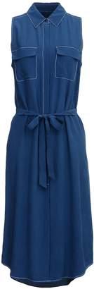 Equipment Knee-length dresses - Item 34796937