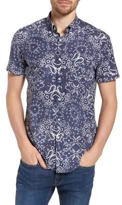 Woolrich Paisley Sport Shirt
