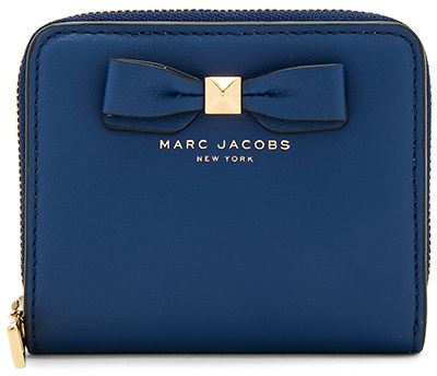Marc Jacobs Marc Jacobs Bow Lil Zip Around