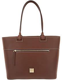 Dooney & Bourke Vachetta Leather Large ZipTote
