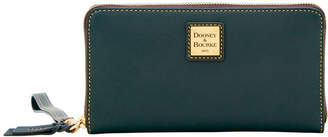 Dooney & Bourke Emerson Large Zip Around Wristlet