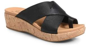 Kork-Ease Baja Wedge Slide Sandal