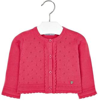 Mayoral Baby-Girl Knit Cardigan