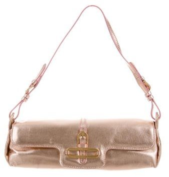 Jimmy ChooJimmy Choo Metallic Cosmo Bag