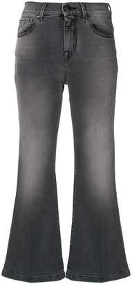 Jacob Cohen five pocket cropped jeans