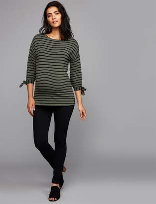 A Pea in the Pod Luxe Essentials Secret Fit Belly Addison Skinny Maternity Jegging