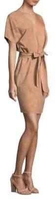 Escada Tie-Waist Sheath Dress