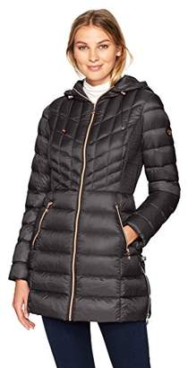 Bernardo Women's Side Zip Primaloft Jacket